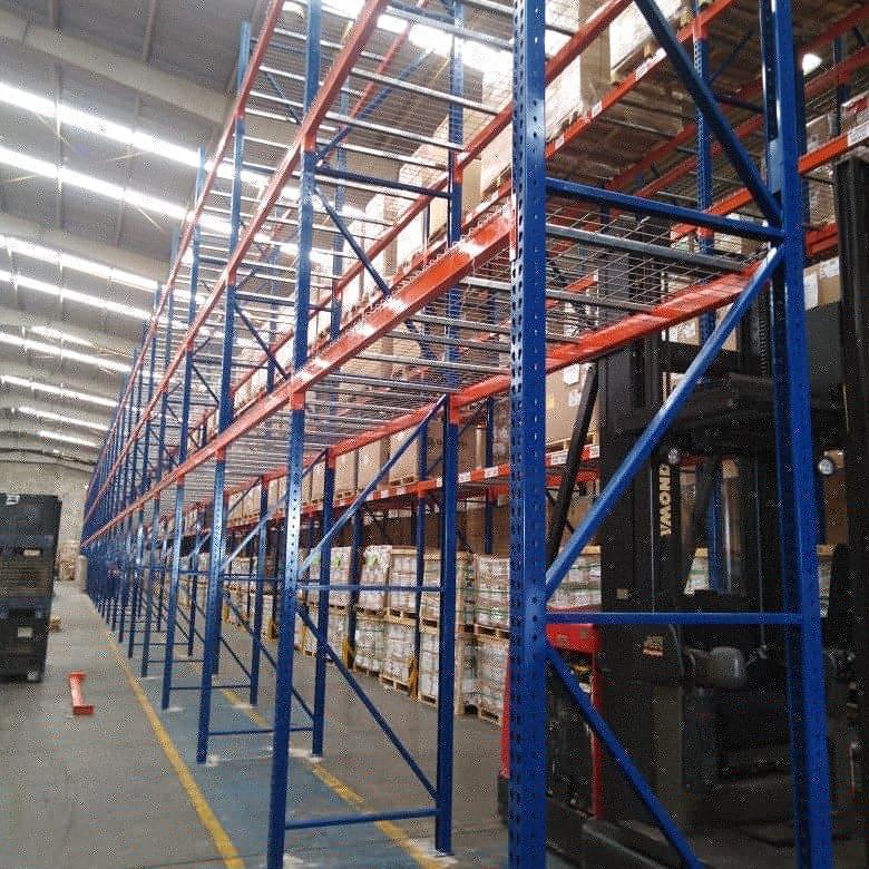 Lo que los Racks Industriales pueden hacer por tu negocio.